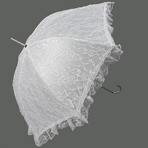 кружевные свадебные зонтик с аппликацией (больше цветов) Lightinthebox 837.000