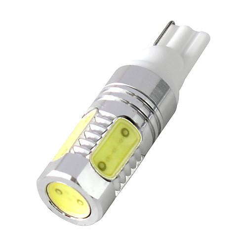 7,5 Вт супер яркий t10 светодиодными фарами дневного света / противотуманных фар автомобиля Lightinthebox 515.000