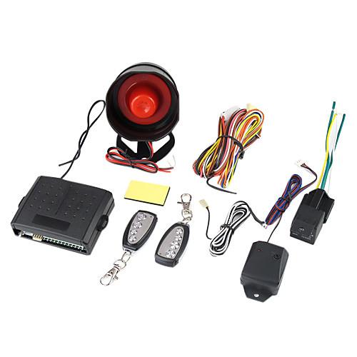 обеспечение автоматического транспортного средства охранной сигнализации системы 2 пультов Lightinthebox 1159.000