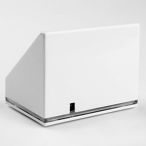 Подставка с двумя USB /зарядная станция/батарейки для  пульта Wii (белый) Lightinthebox 384.000