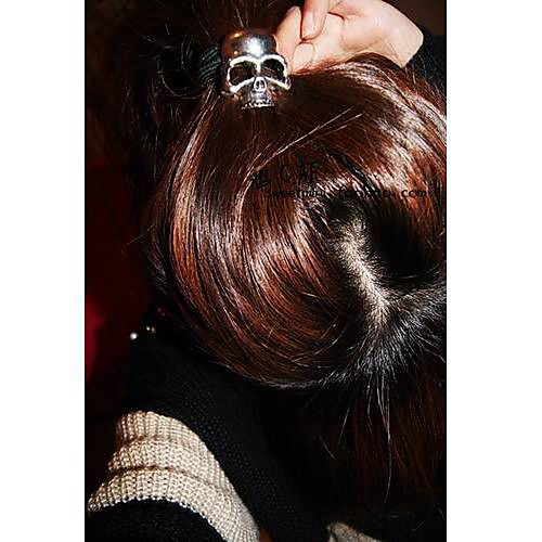 женский череп головы волосы галстук Lightinthebox 85.000