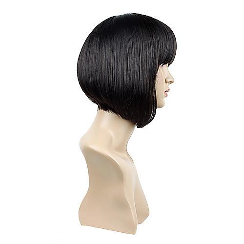 шапки милые короткие волосы очарование синтетический парик полный взрыва 4 цвета на выбор Lightinthebox 1159.000