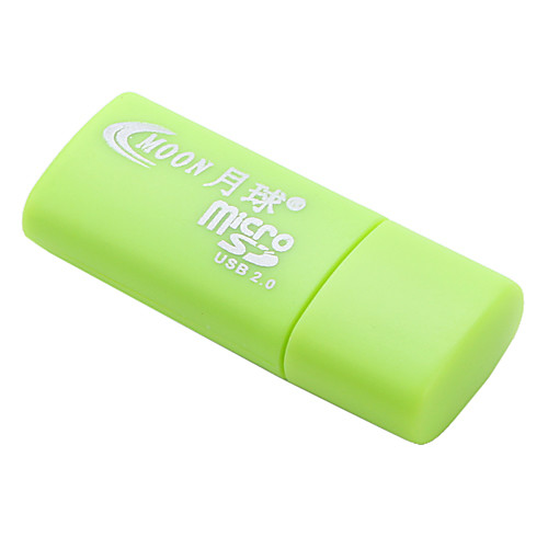 Mini MicroSD USB 2.0 кардридер (разные цвета) Lightinthebox 85.000