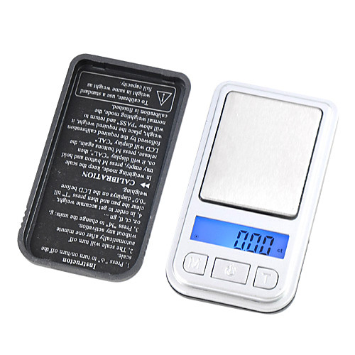мини 100g/0.01g подсветки ЖК-экрана баланс веса шкала Lightinthebox 858.000