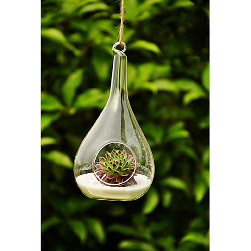 художественной форме капли висят стеклянной вазе Lightinthebox 261.000
