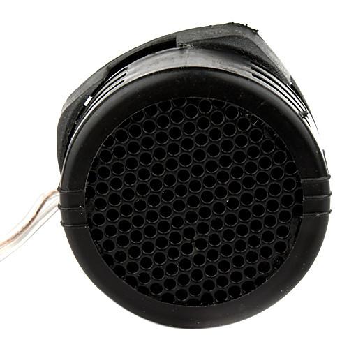500 Вт динамиками мини-автомобиль, черный, 20 см, длина кабеля, пара Lightinthebox 128.000
