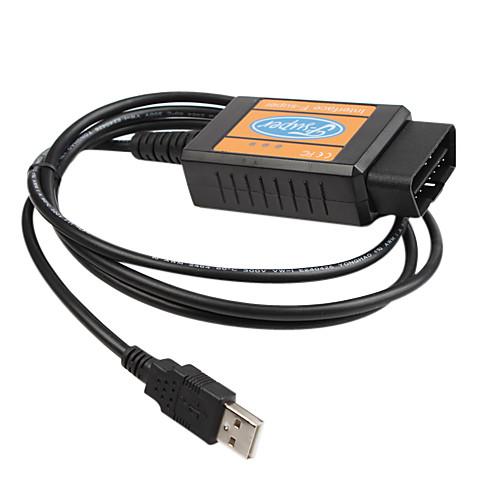 Форд USB интерфейс OBD 2 диагностический инструмент сканер Lightinthebox 1589.000