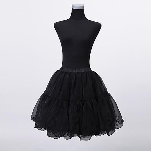 1/2 нейлоновые короткие юбки скольжения длиной женщины свадьба Lightinthebox 773.000