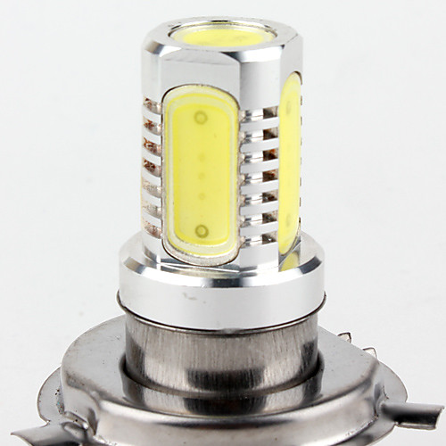 H4 мощная 7,5 Вт 400 люмен лампа для авто с 5 светодиодами Lightinthebox 601.000