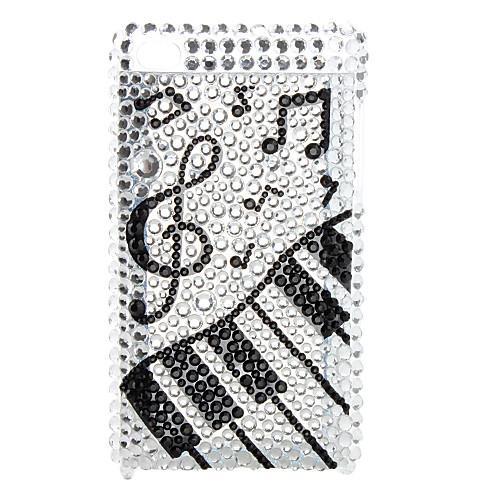 музыкальная нота стиле Перл Diamond случае ITouch 4 Lightinthebox 171.000