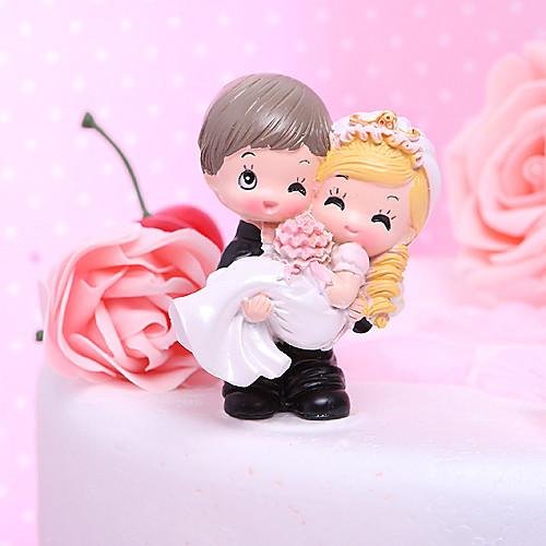 Верхушка свадебного торта