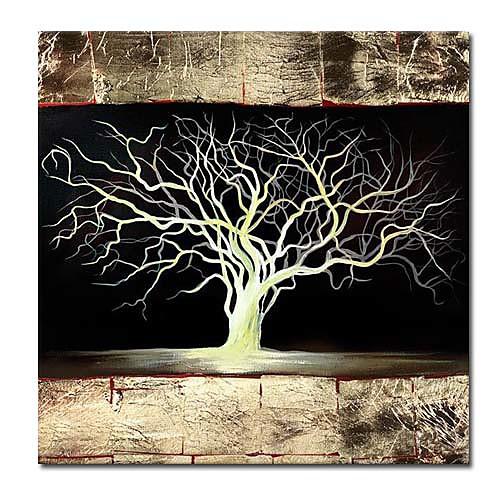 ручная роспись абстрактная картина маслом с растянутыми кадров Lightinthebox 3136.000