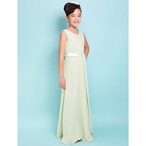 ELIEN - Платье для подростков из шифона Lightinthebox 4296.000