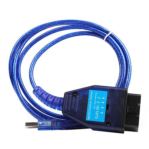 VAG KKL USB  Fiat экю сканирования Lightinthebox 773.000