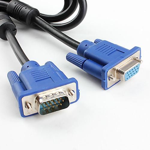 VGA на VGA-мониторе компьютера кабелем 1,5 м (черный) Lightinthebox 171.000