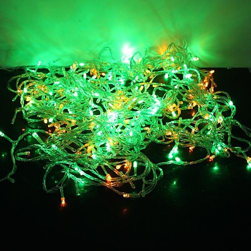 Рождественская гирлядна из 300 светодиодов (30 м, 220 В)