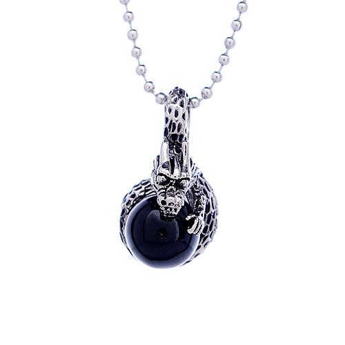 нержавеющая сталь китайского дракона ожерелье Lightinthebox 317.000