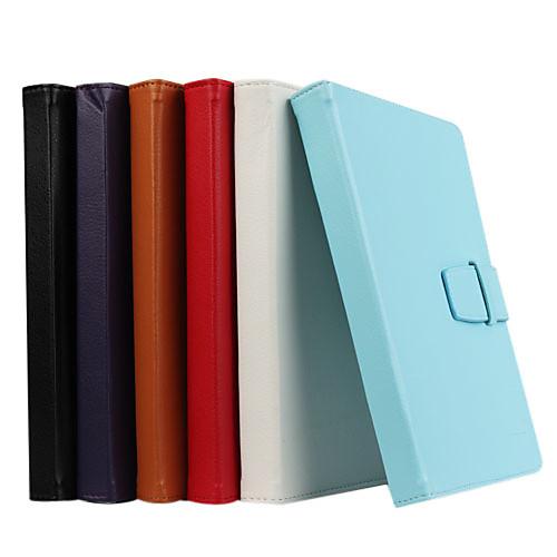 личи линии кожаный защитный чехол для 8-дюймовый планшетный ПК Lightinthebox 257.000