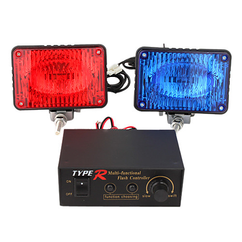машина многофункциональная вспышка вспышки сигнальная лампа с дополнительным 3 комплекта крышки и вспышкой контроллер Lightinthebox 601.000