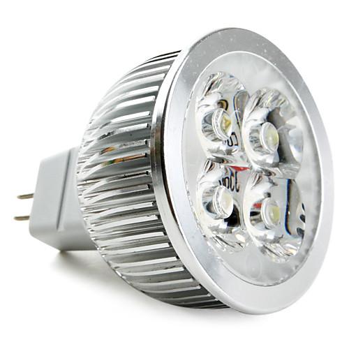 MR16 4W 360lm 5000K естественного белого света светодиодной лампы месте (12) Lightinthebox 257.000