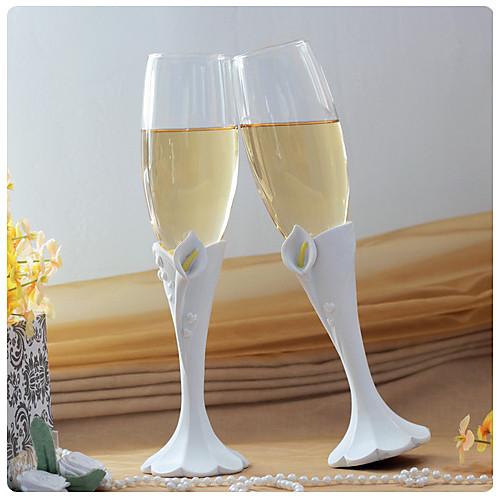 Скульптор Калла Лили дизайн флейты свадьбе тосты Lightinthebox 583.000