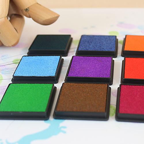персонализированные отпечатки пальцев краски - Медовый месяц (включает в себя 6 цвета чернил, рамка не входит) Lightinthebox 1219.000