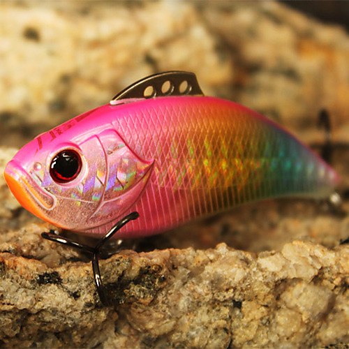 жесткий приманки вибрации 70mm 18g тонущий пластиковый рыболовные приманки Lightinthebox 257.000