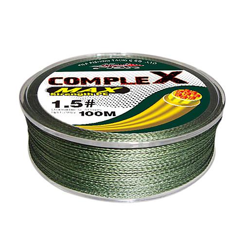 Леска, материал полиэтилен, 100м Lightinthebox 644.000