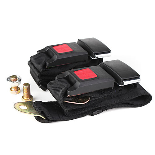 DIY автомобиля ремнями безопасности (2-Piece Set) Lightinthebox 558.000