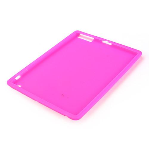 Тонкий силиконовый чехол для IPad 3 и IPad 4 (разных цветов) Lightinthebox 128.000