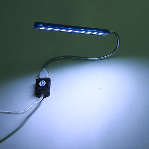 гибкий USB-10-светодиодный (синий) Lightinthebox 171.000