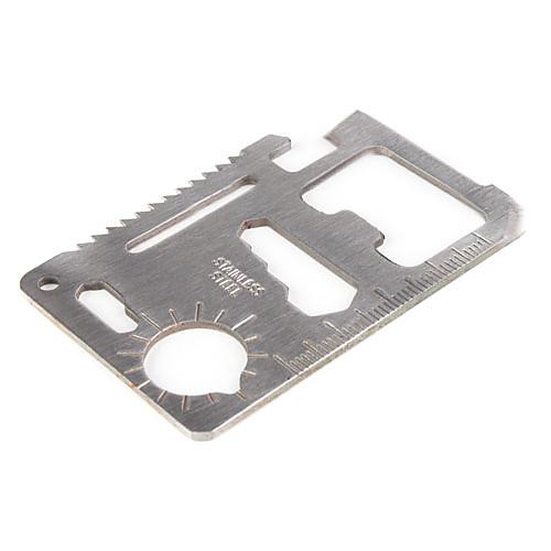многофункциональный карманный нож (лезвие ножа / отвертки / линейка / винт ключ / другие) Lightinthebox 42.000
