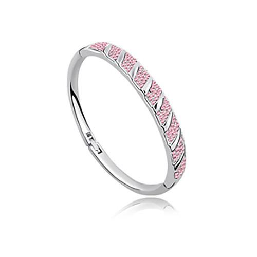 мода высококачественного сплава и кристаллов браслет (больше цветов) Lightinthebox 249.000