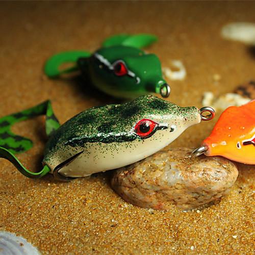 змееголов лягушку водной поверхности пластиковых рыбалка заманить 55mm 10g (1pc/color ассорти) Lightinthebox 241.000