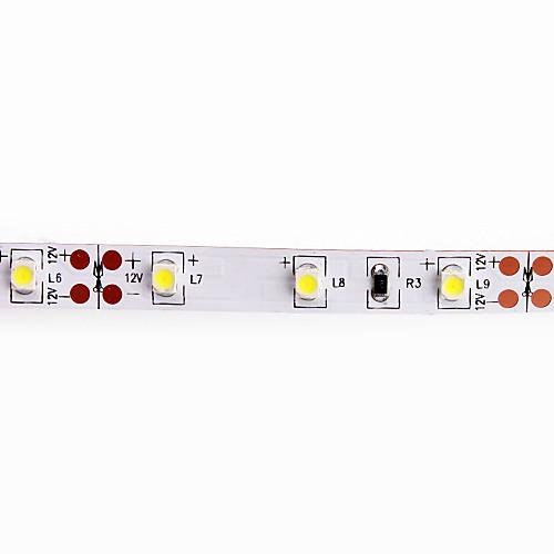 5 м белая 300-светодиодная гирлянда 3528 SMD , без защиты от влаги