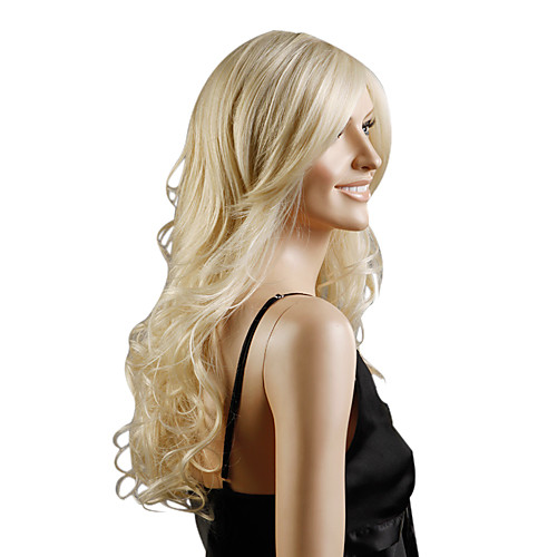 шапки длинными вьющимися высокое качество синтетический парик волос Lightinthebox 944.000