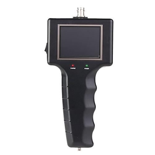 Установка видеонаблюдения помощник видеокамера тест тестер с 2,5-дюймовый цветной ЖК-монитор Lightinthebox 3437.000
