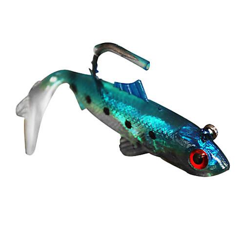 резиновая блесна рыба