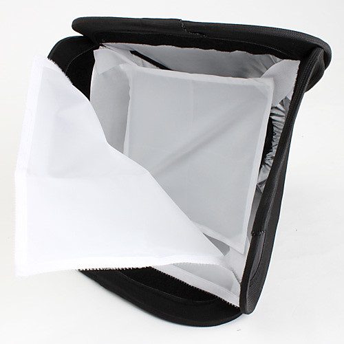 складная 20 х 20 см софтбокс для портативных флэш- Lightinthebox 858.000