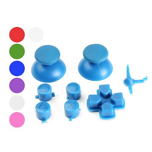 Набор запасных кнопок для геймпада PS3 (разные цвета) Lightinthebox 212.000