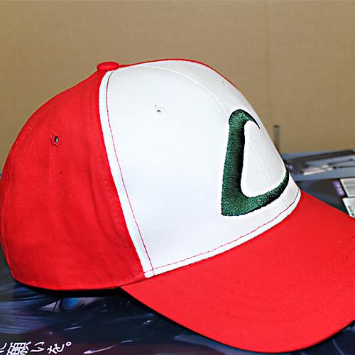 Ash Ketchum новый континент Ver. косплей шляпе Lightinthebox 515.000