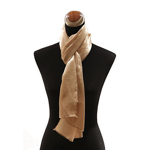 элегантный свадебный шелк / специальный шарф раз / шаль (больше цветов) Lightinthebox 618.000