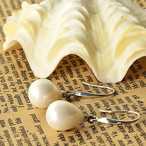 Капли жемчужные серьги Shell Lightinthebox 128.000