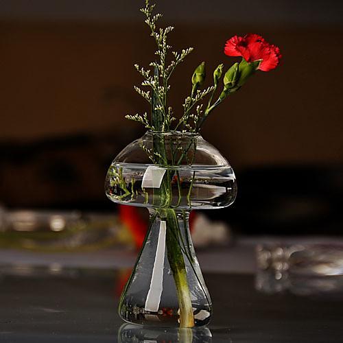 грибной форме стеклянной вазе Lightinthebox 177.000