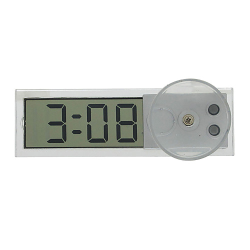Авто Автомобиль Мини LCD Clock Lightinthebox 214.000