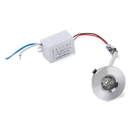 1w 100lm 3500k теплый белый привело потолочный светильник вниз свет привел водителя (AC 86 ~ 265V)