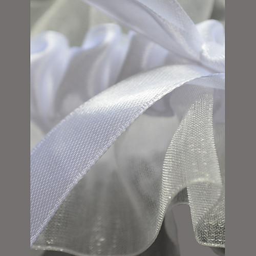 органза / подвязки атласа свадьбы Lightinthebox 192.000