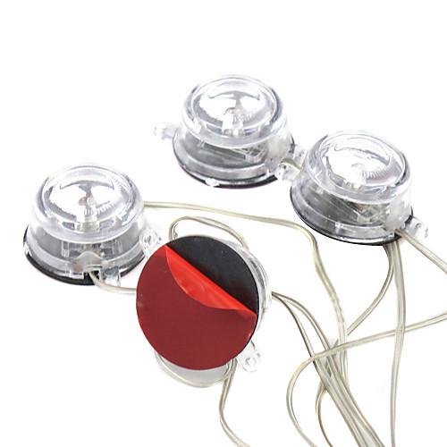 8 шт синий светодиод автоматического декоративные светильники Lightinthebox 214.000