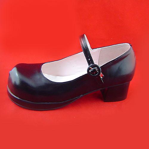 косплей обувь вдохновлен, когда они плачут 3 Umineko не nakukoroni Фредерика Бернкастель черном Lightinthebox 2148.000