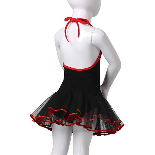 Танцевальная пачка балет хлопок / спандекс платье производительность детский больше цветов Lightinthebox 979.000